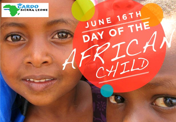 Happy international day of the African Child